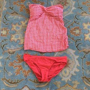 Motherhood Maternity swim suit.